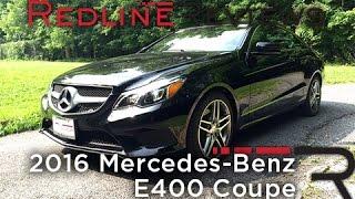 Mercedes-Benz E-Class Coupe 2014 Videos