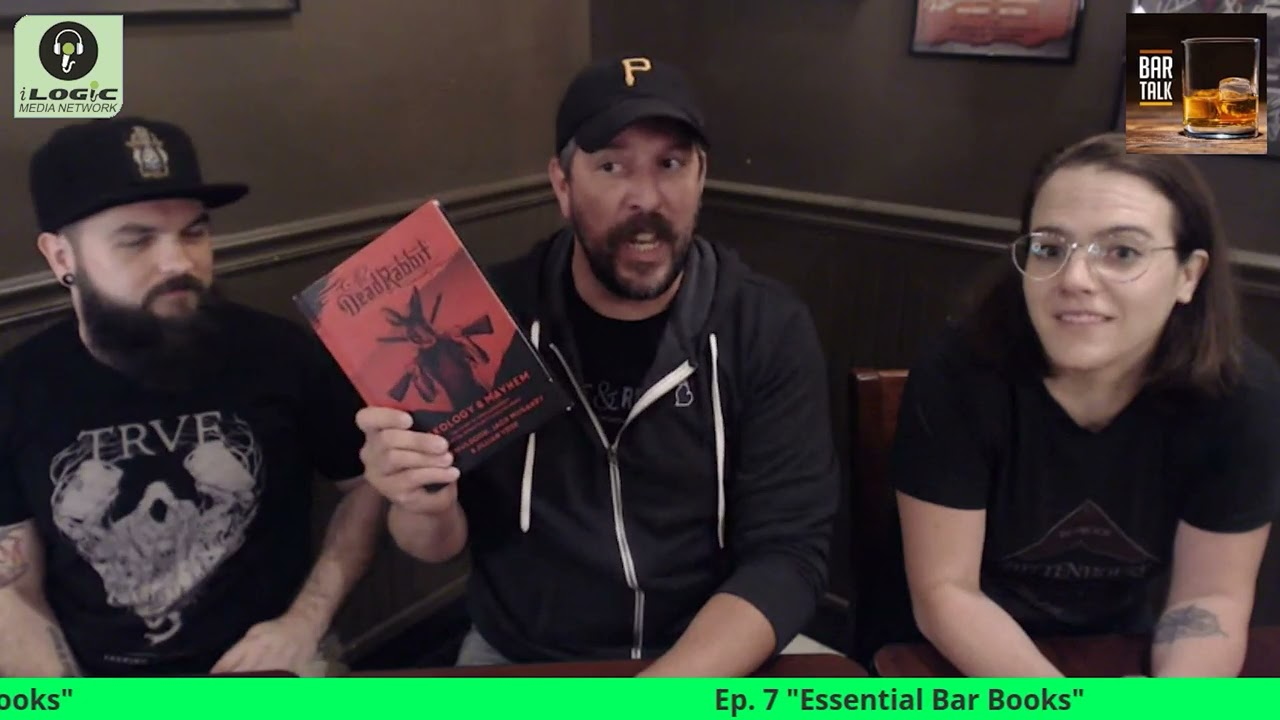 Bar Talk | Essential Bar Books