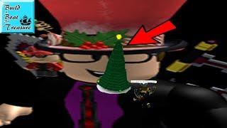 Bitten Sie zufällige Menschen, meinen Weihnachtsbaum zu schmücken || Roblox Baue ein Boot für Schatz🎄🎄🎄