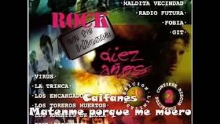 10 AÑOS DE ROCK EN TU IDIOMA   MIX   6 CD   ALBUM COMPLETO 3)   ROCK EN ESPAÑOL  youtube original