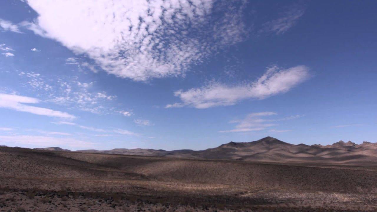 Las Vegas 94 >> Time-lapse desert landscape - night and day - YouTube