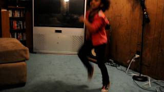 6 yr old dancing to you re a jerk