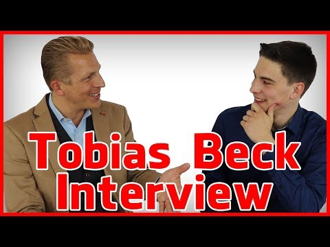 Tobias Beck Interview - Was macht Charisma aus?