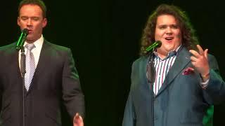 Jonathan Antoine and Russell Watson