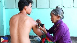 The 101-year-old Tattoo Artist | Whang-Od | Philippines Vlog 8