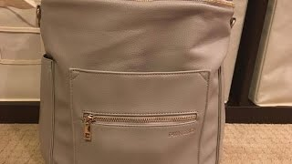 Review/Packing Video: Fawn Design Diaper Bag for Two in Diapers