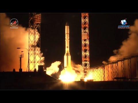 Proton Blasts Off with Amazonas 5 TV / Internet Satellite