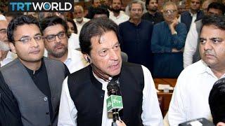 Pakistan's New Prime Minister: Imran Khan sworn in as Pakistan's new PM