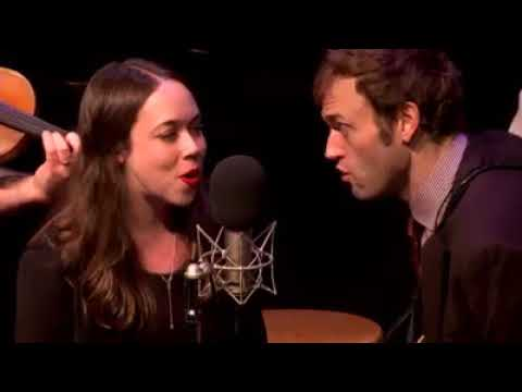 Chris Thile, Sarah Jarosz & The Punch Brothers - Footprints In The Snow