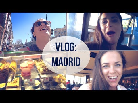 VLOG | My Weekend in Madrid | Roisin Thora