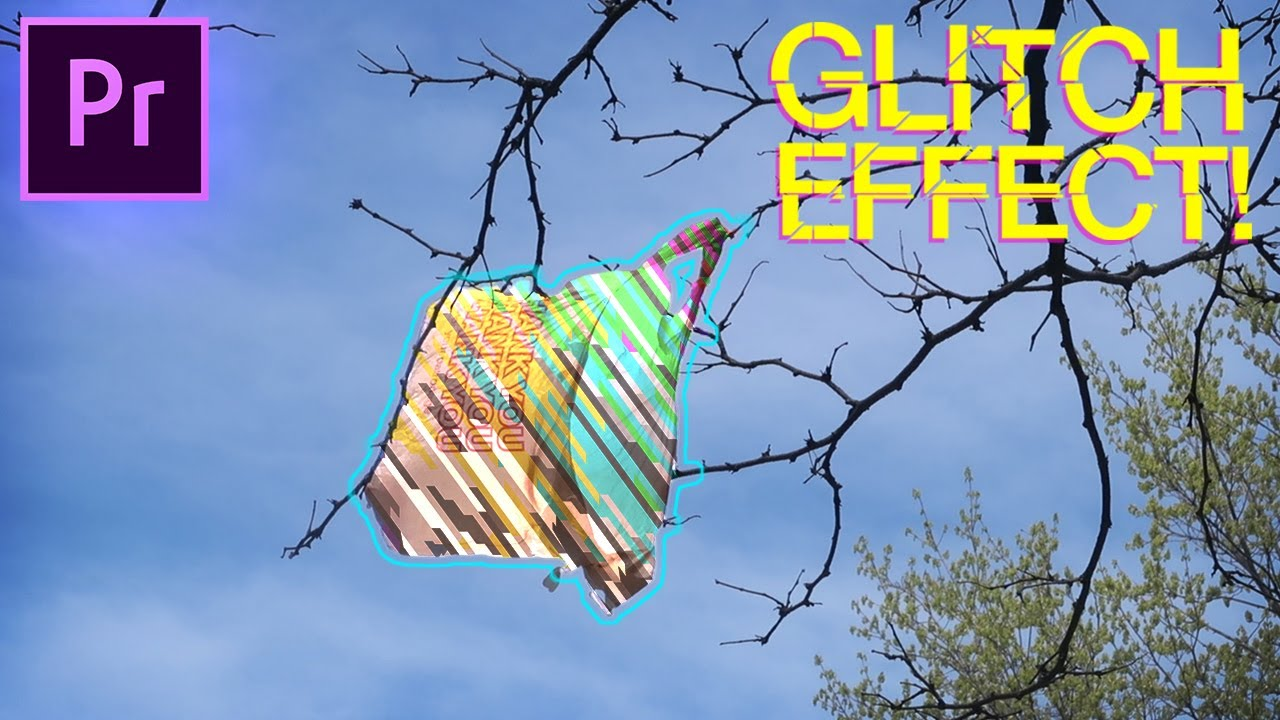 Adobe Premiere Pro Tutorial: Colorful GLITCH Fill Music Video Effect! (CC 2017 How to) by Justin Odisho