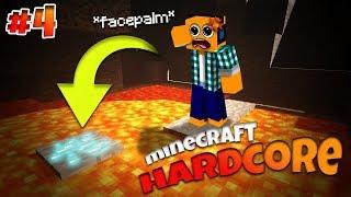 "Minecraft Hardcore #4 - ""Pora na diaxy!"""