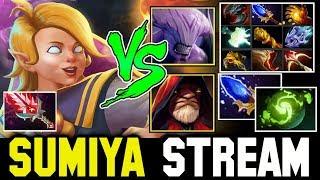 100% INTENSE! SUMIYA vs 5x Scepter Wombo Combo | Sumiya Invoker Stream Moment #1095
