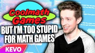 Cool Math Games but I am too stupid for math games
