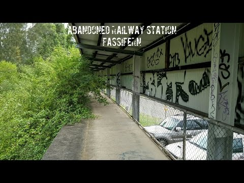 Abandoned Railway Station #4: Fassifern