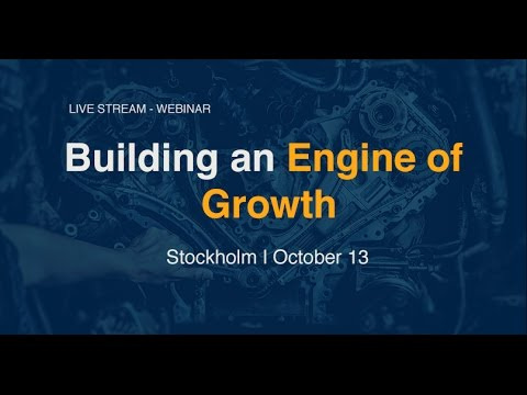 Building an Engine of Growth