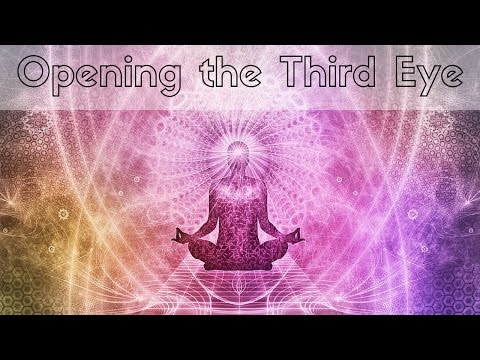 Opening the Third Eye Guided Meditation   Visualization for Activating the Pineal Gland