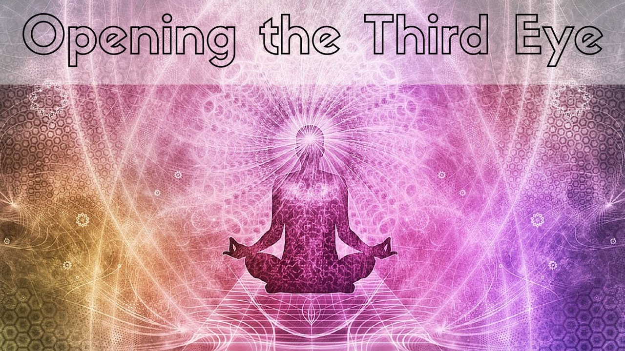 opening the third eye guided meditation visualization for