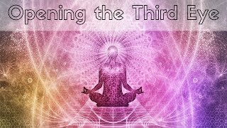 Opening the Third Eye Guided Meditation | Visualization for Activating the Pineal Gland