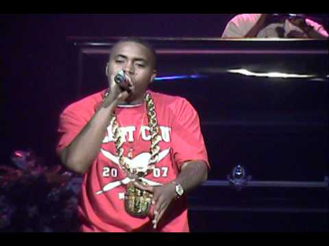 Nas - NY State of Mind - Represent - It Aint Hard to Tell Medly