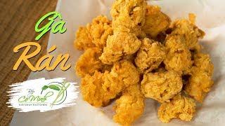 Bếp Cô Minh | Tập 119: Làm Gà Chiên Giòn ngon như KFC cho bé (How to make Fried chicken)