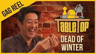 Dead of Winter - Gag Reel - TableTop Season 3 Ep. 8