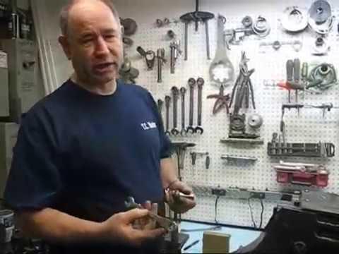 OMC Cobra repair - how to remove lower unit - PART 1