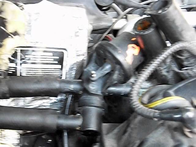 Ford Explorer 1992 Heater Control Valve Install Youtube