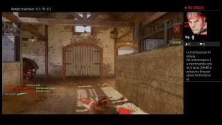 (PS4) Call of Duty : World War 2 - DIGA TEAM - Live del 23.01.2019