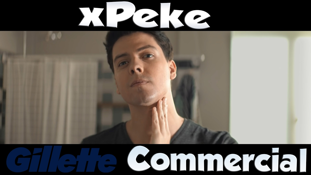 XPEKE GILLETTE COMMERCIAL! - LoL Funny Stream Moments #51