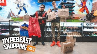 Download Billionaire Spends $40,000 Dollars Hypebeast Shopping! Mp3 and Videos