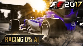 CAN WE LAP LEWIS HAMILTON? | F1 2017 0% AI Difficulty