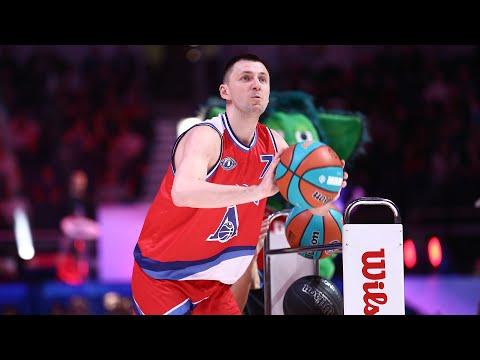 Three Point Contest   VTB All Star 2020