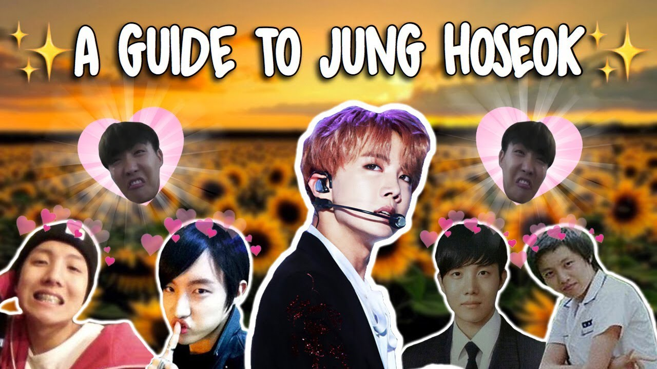 An Introduction to BTS: J-Hope Version - YouTube