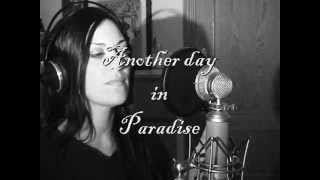 Another Day in Paradise - Phil Collins Cover