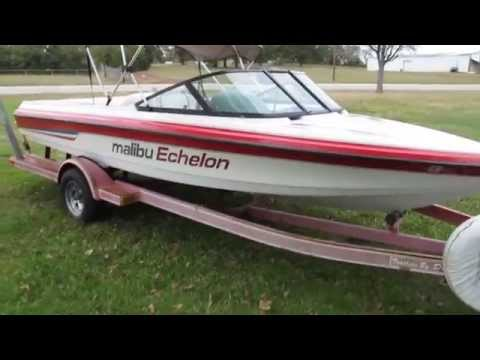 Malibu Eschelon Ski boat for sale in Texas