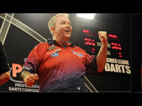 NINE-DARTER! | Phil Taylor v Kevin Painter!