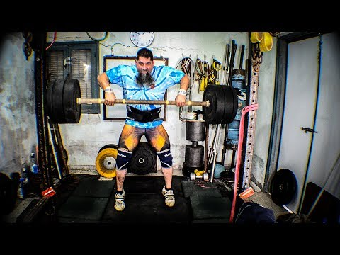 Strongman Axle Clean Pulls: Make Them Work For You!
