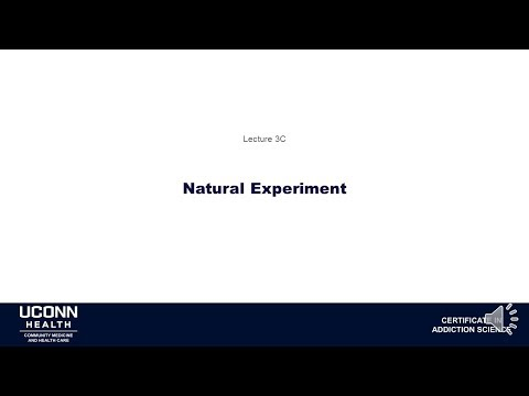 Policy Lecture 3C - Natural Experiments