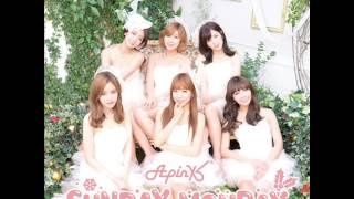 (FULL)[MP3/DL] Apink - Sunday Monday Japanese ver. (Single)