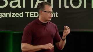 Personal vulnerability - leadership, innovation and talent: Myric Polhemus at TEDxSanAntonio 2013