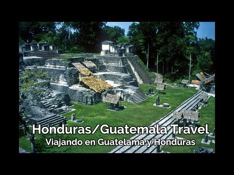 Honduras Guatemala Travel 2005
