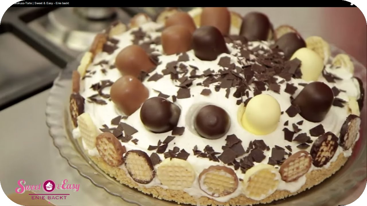Schokokuss Torte Sweet Easy Enie Backt Sixx Youtube