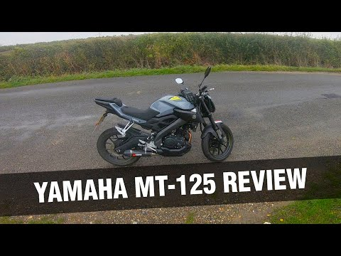 Yamaha MT-125 ABS - 1 Month Review & Walkaround - It's Perfect!