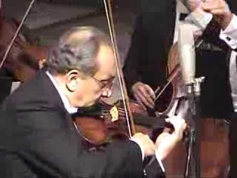 Motzart  Concerto no 5 for Violin and Orchestra A major K. 219 Hassan Sharara - Ahmed el Saedi