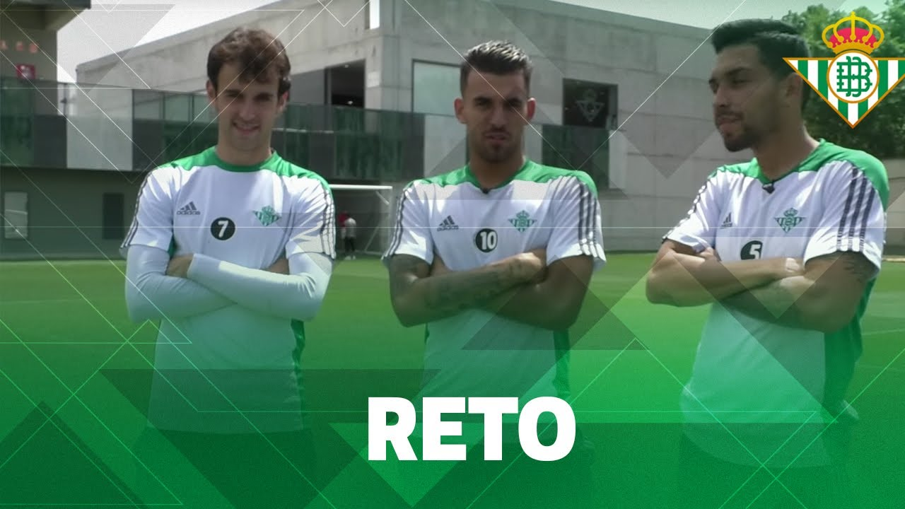 Blind Penalty Challenge | RETO | Real Betis Balompié