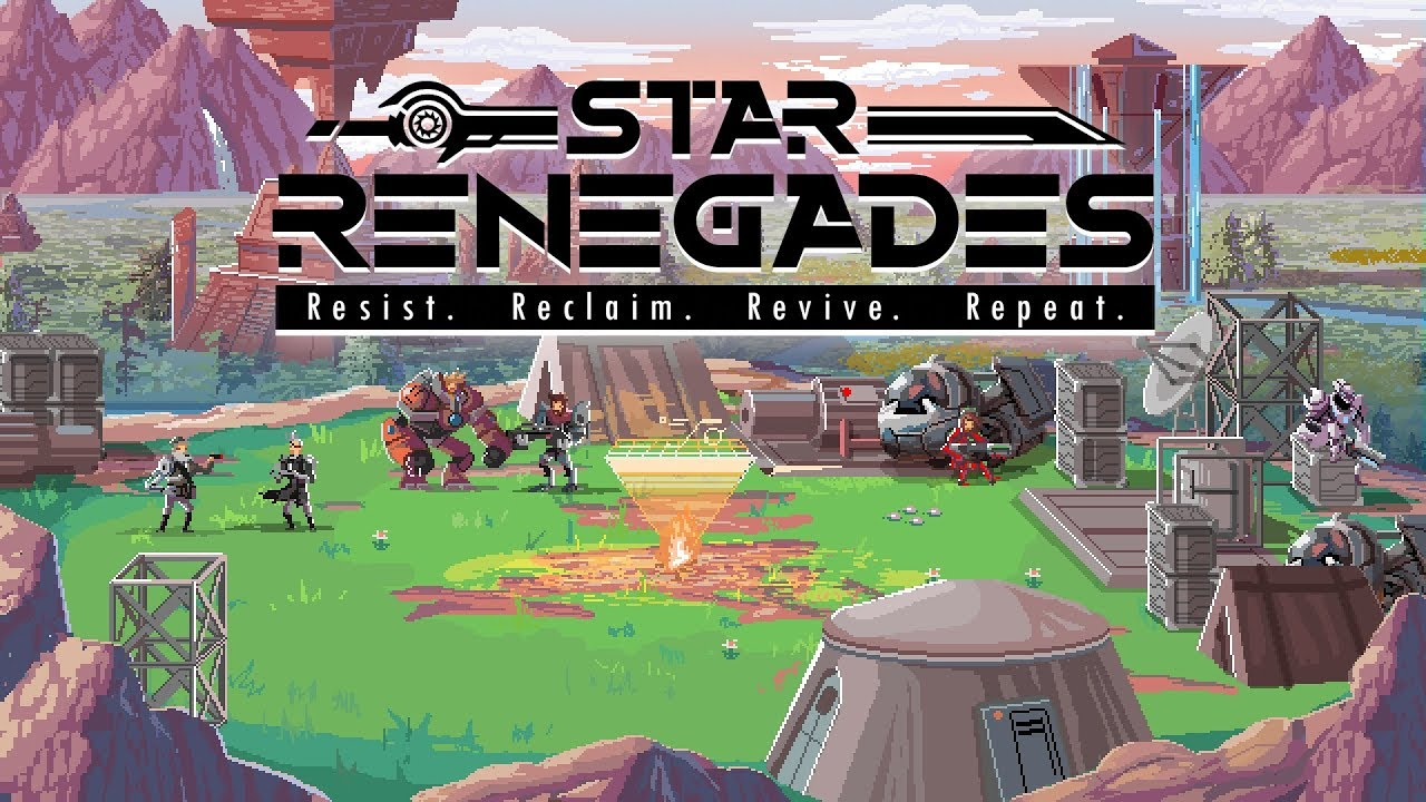 Star Renegades Teaser Trailer - YouTube