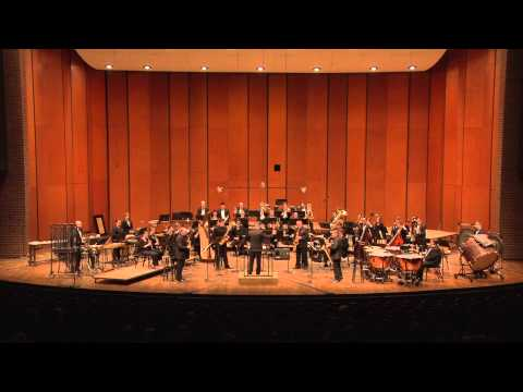 Colgrass: Urban Requiem | MSU Wind Symphony