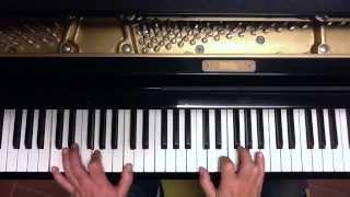 Tutorial piano y voz Y nos dieron las 10 ( Joaquín Sabina )