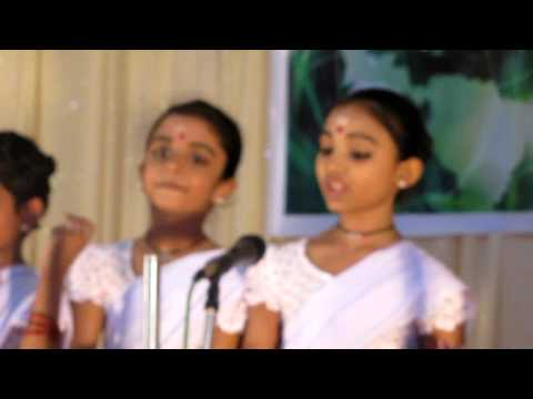 mandarakavile - folk song - group performance